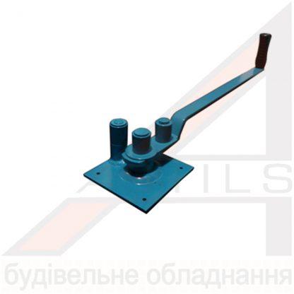 Ruchnij stanok dlya ggnuttya armaturi YK1012