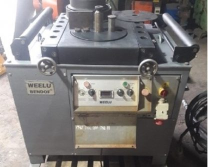 Станок для гибки арматуры Weelu E320
