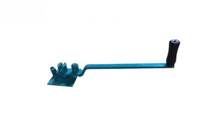 ручной станок для гибки арматуры диаметром до 10мм