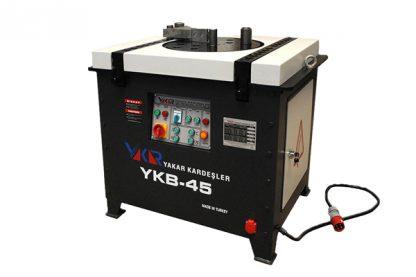 Турецкий станок для гибки арматуры ykb-45