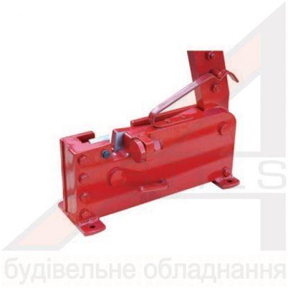 Ruchnij stanok dlya ri`zki armaturi YK-26